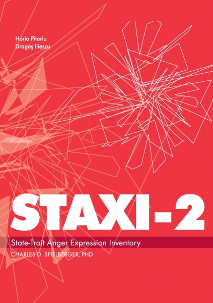 STAXI – 2 - State-Trait Anger Expression Inventory