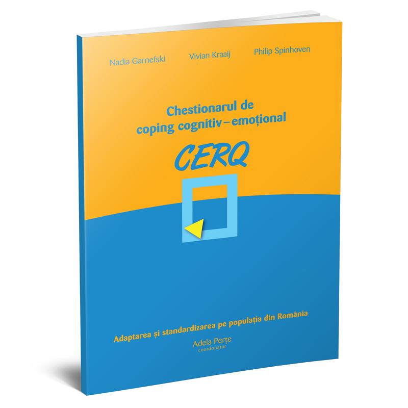 CERQ – Chestionarul de coping cognitiv- emoțional