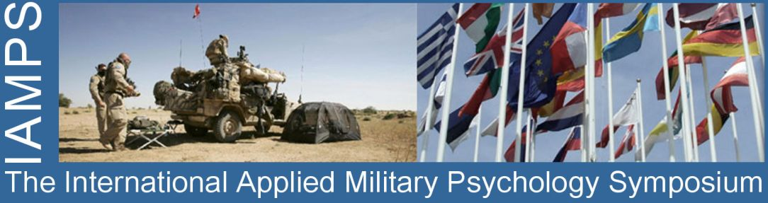 IAMPS (The International Applied Military Psychology Symposium)
