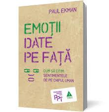 Emoții date pe față - Paul Ekman