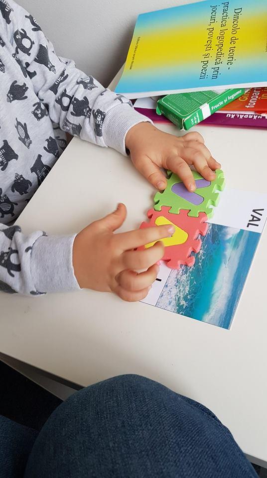 Serban si Pana - Stimularea limbajului la copil