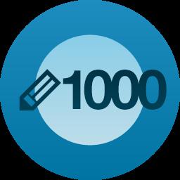 1000 de articole pe Monitorul Psihologiei