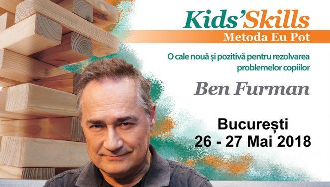 Kids'Skills - Metoda Eu Pot